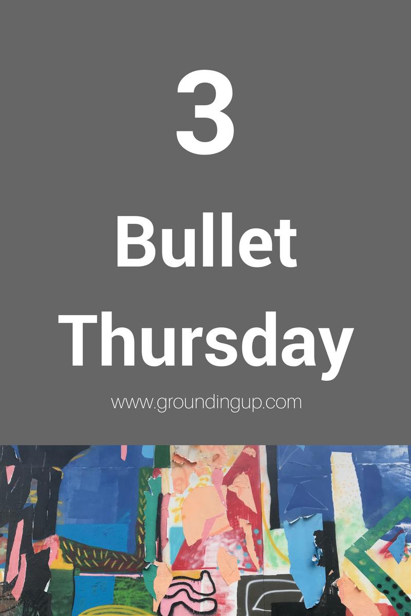 3BulletThursday